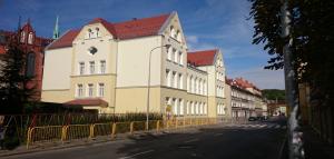 Budynek Warszatatów